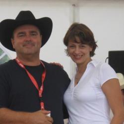 AVEC DANNY LECLERC juil 2011