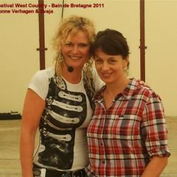 IVONNE VERHAGEN ET SVAJA/WEST COUNTRY2011